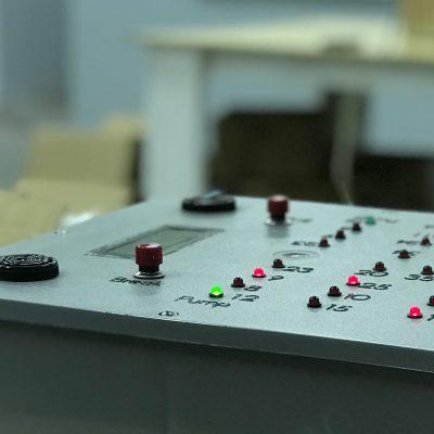 Testing Stations